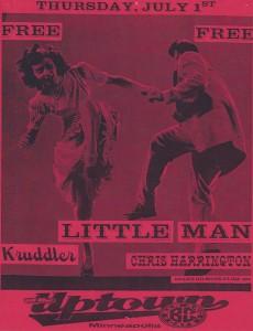 Flyer Little Man